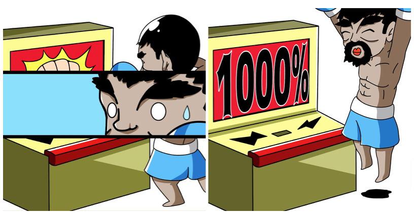 ゲムフォレックスのジャックポッドキャンペーンの抽選動画イメージ