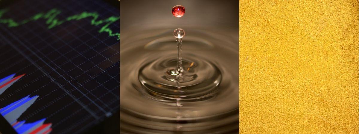 CFD・原油・ゴールドのイメージ